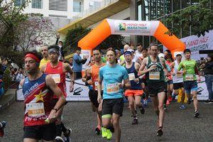 Hơn 750 người chạy đua bảo vệ hổ