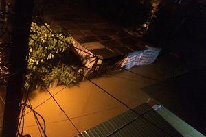 Quảng Trị: Mưa lớn nhiều giờ, 2 mẹ con bị nước cuốn trôi mất tích