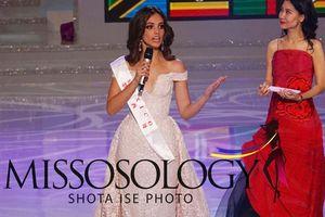 Ngắm nhìn nhan sắc người đẹp Mexico đăng quang Hoa hậu Thế giới 2018