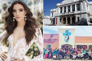 Học vấn đáng nể của Vanessa Ponce - Tân Hoa hậu Thế giới 2018