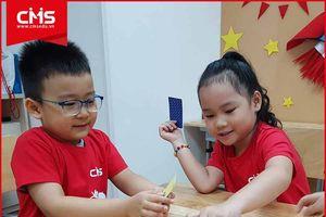Giáo dục sớm cho trẻ thời 4.0 vì một tương lai của con