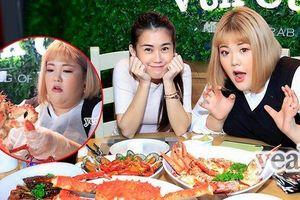 Bóc giá đại tiệc cua thượng hạng gần 20 triệu của Ngọc Thảo và 'thánh ăn' Yang Soo Bin