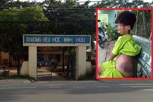 Vụ giáo viên đánh học sinh bầm tím người ở Long An: Tạm đình chỉ cô giáo 15 ngày