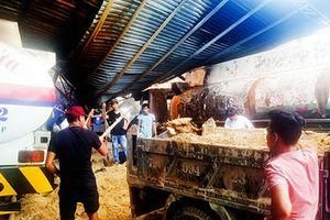 Vụ cháy garage ở Phước Đồng: Đã xử lý xong sự cố môi trường