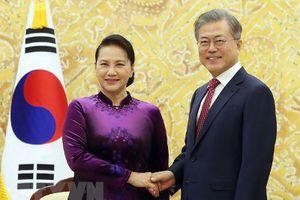 Dấu ấn quan trọng trong mối quan hệ tốt đẹp Việt Nam - Hàn Quốc