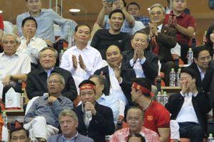 Thủ tướng Nguyễn Xuân Phúc gửi thư động viên ĐT Việt Nam