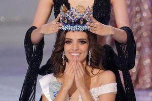 Ngắm nhan sắc tân Hoa hậu Thế giới 2018