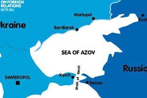 Sự cố trên Eo biển Kerch dưới lăng kính chuyên gia