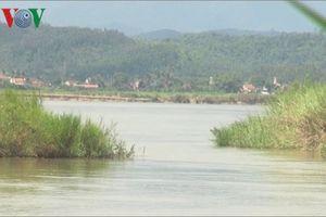Quảng Nam - Phú Yên có mưa rất to, nguy cơ lũ quét và ngập úng