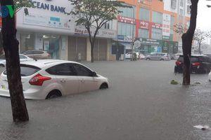 Đêm nay, từ Đà Nẵng đến Bình Định vẫn có mưa lớn nguy cơ gây ngập lụt
