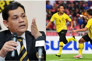 Cầu thủ Malaysia nhận lệnh đặc biệt trước giờ đấu tuyển Việt Nam
