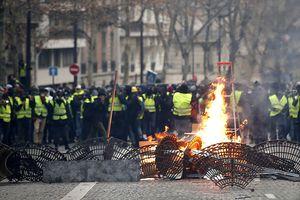 Những người biểu tình ở Pháp ra sao sau khi bị bắt?
