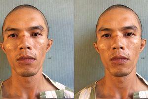 Bị truy đuổi, 2 tên trộm đạp ngã xe dân quân tự vệ ở Bình Dương