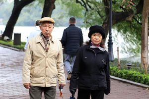 Cuộc sống người Hà Nội trong ngày mưa rét