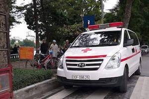 Phát hiện thi thể người đàn ông trên hồ Thiền Quang chiều mưa rét