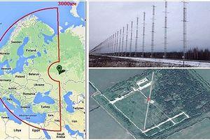 Nga triển khai radar tầm siêu xa, theo dõi được 5000 mục tiêu cùng lúc