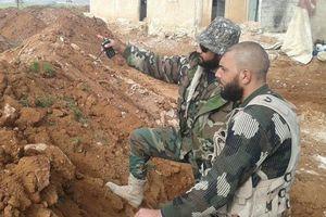 Đụng độ ác liệt giữa SAA và IS gần khu vực Mỹ đóng quân