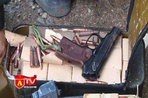 Cảnh báo tội phạm sử dụng súng gây án