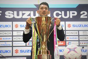 Cận cảnh cúp vàng AFF Cup trước trận chung kết Malaysia và Việt Nam