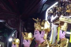 Thầy Nguyễn Đình Lưu - Người mang tâm huyết đền Thượng