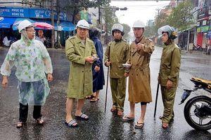 Đà Nẵng hoãn họp HĐND để ứng phó với mưa lũ