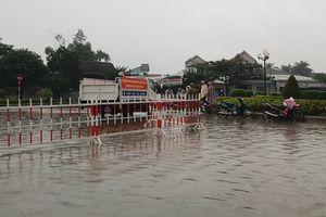 Quốc lộ 1A đoạn qua Quảng Nam tiếp tục bị chia cắt