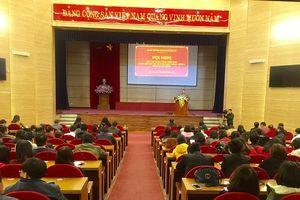 Sóc Sơn quán triệt Nghị quyết T.Ư 8 cho 300 đảng viên