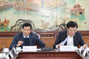 Bộ trưởng Nguyễn Ngọc Thiện: Tổ chức hoạt động kỷ niệm các ngày lễ lớn năm 2019 của Điện Biên cần đi vào chiều sâu