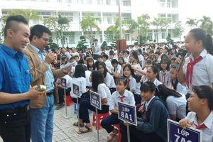 Kiên Giang tuyên truyền phòng, chống HIV/AIDS cho học sinh