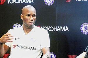 Cựu tiền đạo Drogba dự đoán trận chung kết Malaysia - Việt Nam