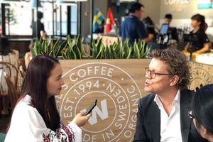Đại sứ Thụy Điển: 'Tôi thích cà phê Việt Nam'