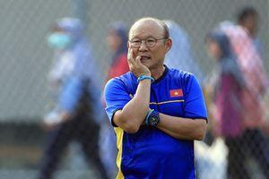 Chung kết AFF Cup: Lời căn dặn của ông Park Hang-seo