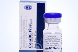 Vaccine ComBE Five khác gì với Quinvaxem?