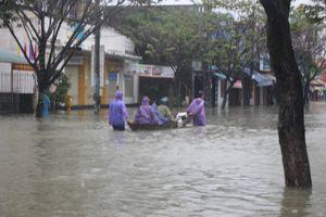 Các tỉnh miền Trung triển khai ứng phó với mưa lớn