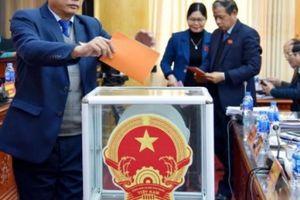 Chủ tịch UBND tỉnh Bắc Kạn có số phiếu tín nhiệm thấp đứng thứ 2