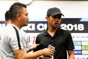 AFF Cup: Phóng viên Malaysia, Việt Nam 'va chạm mạnh' trong phòng họp báo