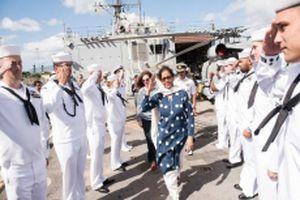 Mỹ và Ấn Ðộ tăng cường hợp tác về quốc phòng