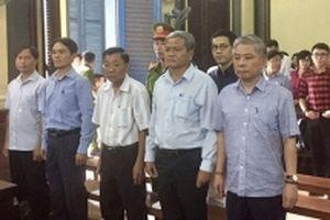 Tuyên án vụ gây thiệt hại tại Ngân hàng Xây dựng Việt Nam (VNCB)