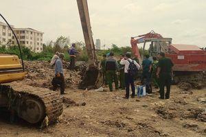 Nổ tại công trình khiến 2 công nhân bị thương