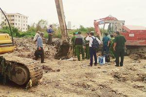 Phát nổ tại công trình khiến 2 công nhân bị thương, vật nổ nghi là bom bi
