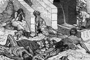 Tiết lộ kinh hoàng về sự kiện tồi tệ nhất châu Âu xưa