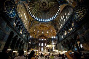 Cửa ngõ giao thoa văn hóa Đông - Tây hấp dẫn tại Thổ Nhĩ Kỳ