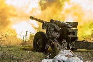 Quân đội Syria khai hỏa, khủng bố tổn thất nặng tại vùng đệm Idlib