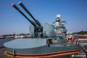 Tiếc 'của trời', Trung Quốc đòi thay Nga nâng cấp tàu khu trục Sovremenny
