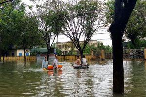 Quảng Nam: Nhiều địa phương tiếp tục cho học sinh nghỉ vào ngày mai
