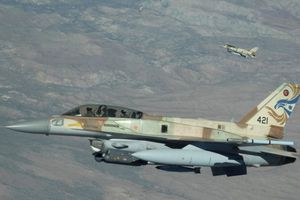 Syria cảnh giác cao độ khi máy bay Israel xuất hiện sát biên giới