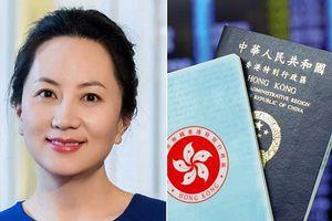 Giám đốc tài chính vừa bị bắt của Huawei sở hữu 7 cuốn hộ chiếu?