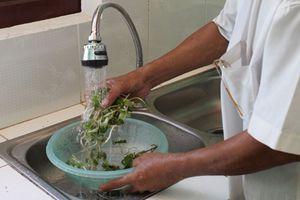 Nguy cơ bệnh tật từ nước bẩn: Nguồn nước trong gia đình bạn đã đảm bảo chưa?