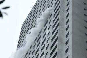 Cháy tại tầng 31 chung cư HH Linh Đàm, nghi có người tử vong