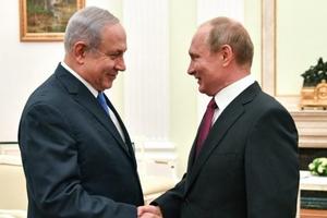 Chuyên gia quân sự Nga và Israel sắp bàn về hợp tác tại Syria